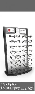 16pc counter eyewear display