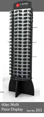 60pc Multi Purpose Sunglass Display - 303