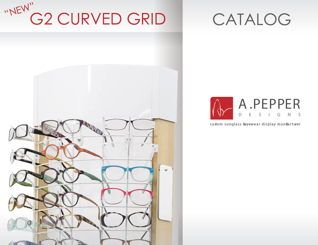 G2 CURVED GRID Catalog ICON